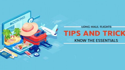 Long Haul Flights Tips and Tricks: Read to Know the Essentials