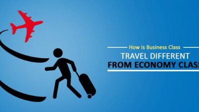 How is Business Class Travel Different From Economy Class