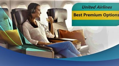 United Airlines Premium Options on Domestic Flights