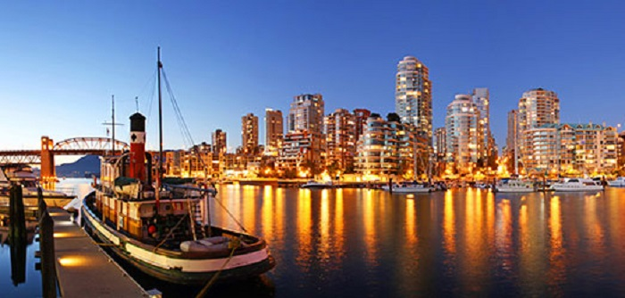 visit in Vancouver