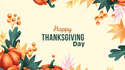 When is Thanksgiving Day & Why is It Celebrated?